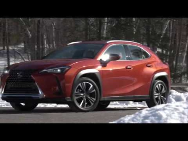 2019 Lexus UX | All Show, No Go? | TestDriveNow