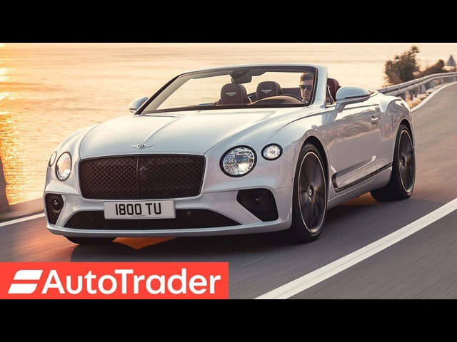 2019 <em>Bentley</em> Continental GT Convertible first drive review