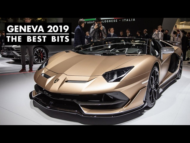 Our Top Picks From The 2019 Geneva Motor Show | Carfection