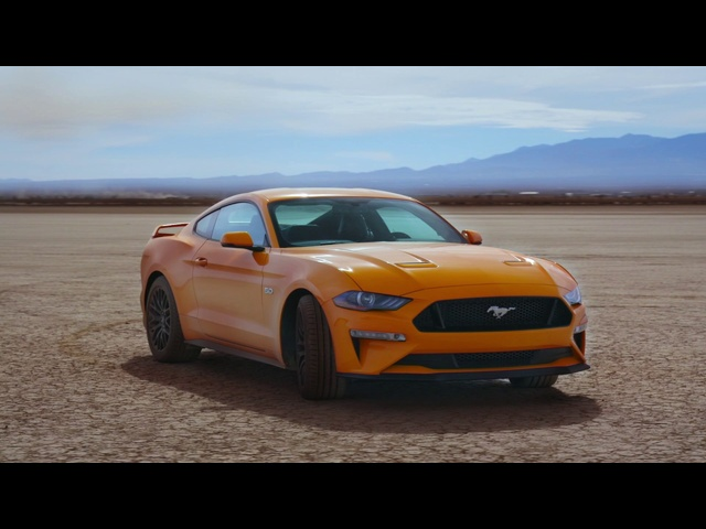 Tire Rack's Hot Lap | 2018 Ford Mustang Fastback