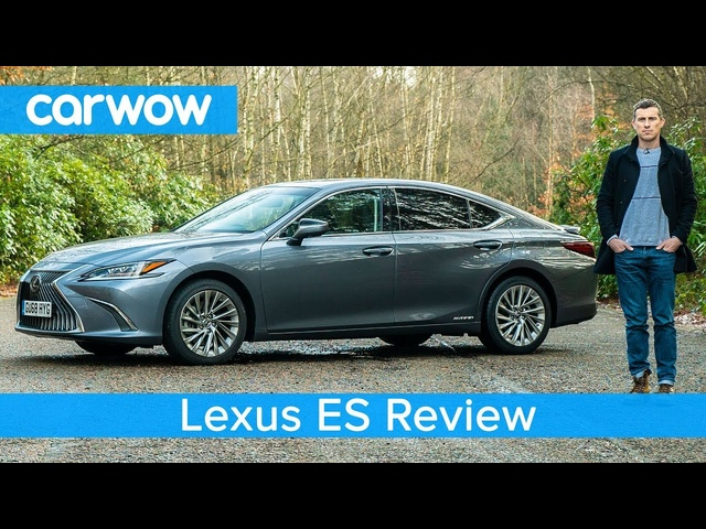 Lexus ES 2019 in-depth review - see if it's better than a <em>BMW</em> 5 Series?