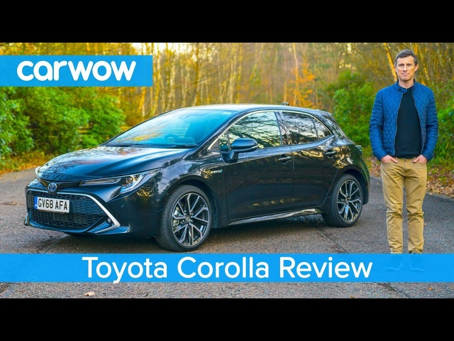 <em>Toyota</em> Corolla 2019 in-depth review | carwow Reviews