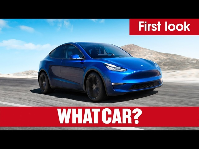 2020 <em>Tesla</em> Model Y electric SUV revealed – price, specs, release date | What Car?