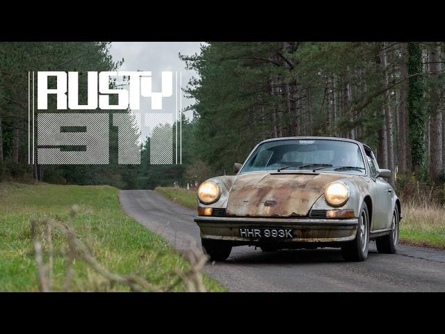 1972 Porsche 911S Targa: Preserved, Not Pristine
