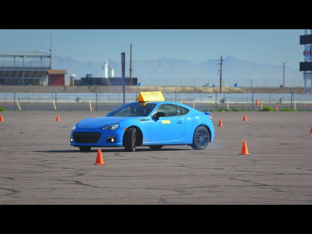 Student Driver—Head2Head Tire Rack Preview Episode 108
