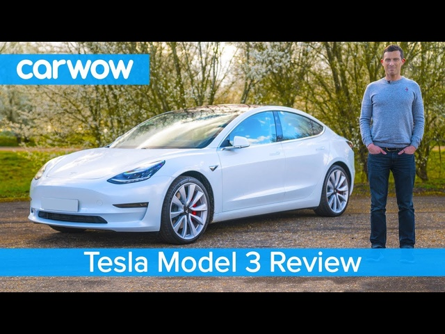 <em>Tesla</em> Model 3 in-depth review - see why it's the best electric car in the world!