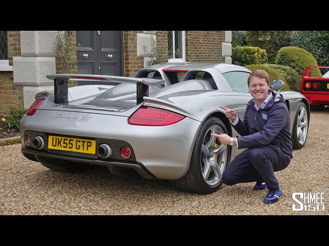 This is Why the Porsche Carrera GT is My Icon! | TEST DRIVE