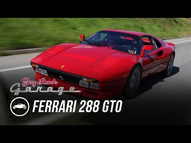 1985 Ferrari 288 GTO -Jay Leno's Garage
