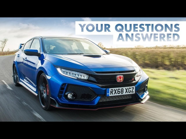 <em>Honda</em> Civic Type R: Your Questions Answered | Carfection +