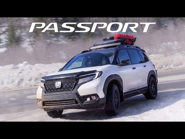 2019 <em>Honda</em> Passport Review - <em>Honda</em>'s Best SUV