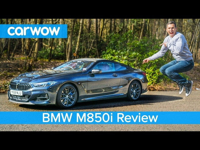 <em>BMW</em> M850i review - see why my NEW 8 Series is the ultimate GT car!