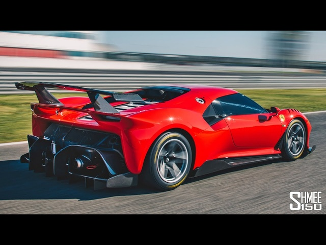 Check Out the NEW Ferrari P80/C! | FIRST LOOK
