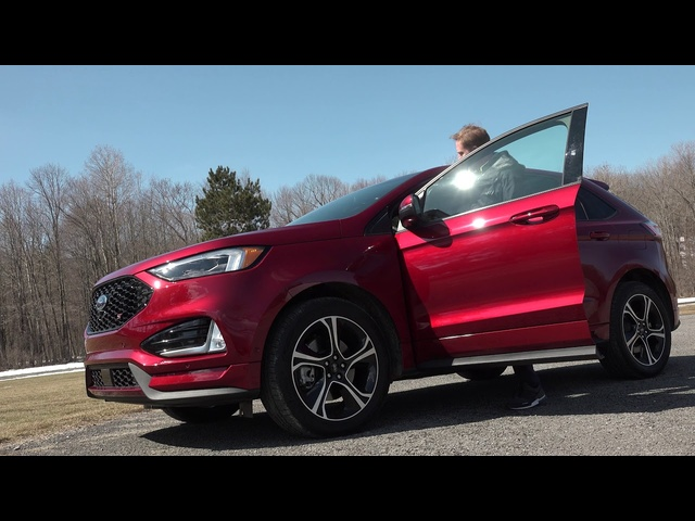 2019 <em>Ford</em> Edge ST | Indulge Your Spicier Side | TestDriveNow