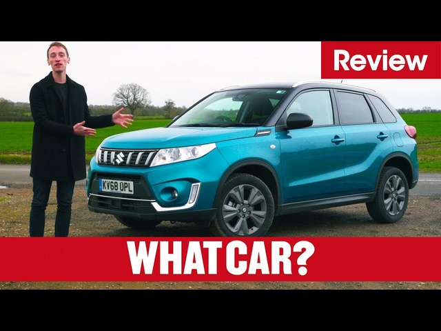 2019 Suzuki Vitara review – still the best value small SUV? | What Car?