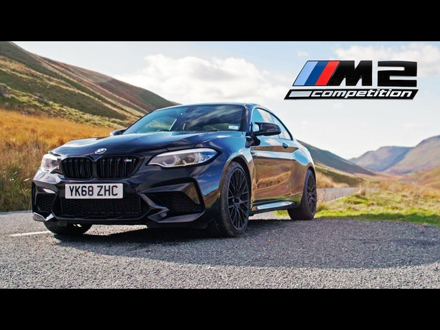 <em>BMW</em> M2 Competition: Road Review | Carfection 4K