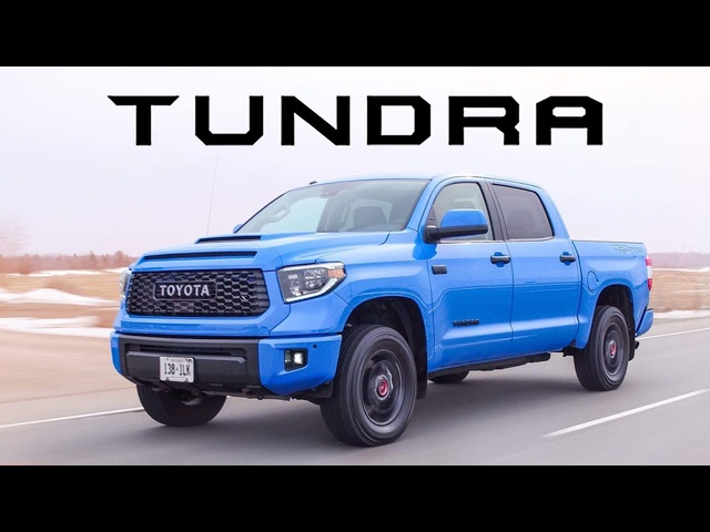 2019 Toyota Tundra TRD Pro Review -The Best All-Around Truck