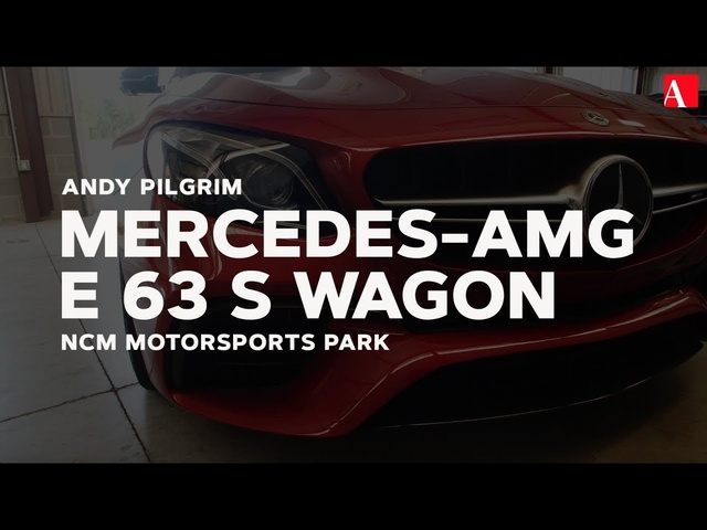 Pro Racer's Take: 2018 Mercedes-AMG E63 S Wagon