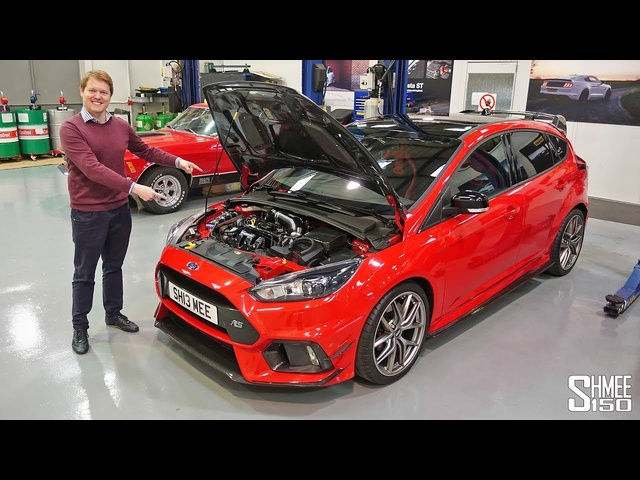 First Drive in My 500hp Mountune Focus RS! | PROJECT PART 9