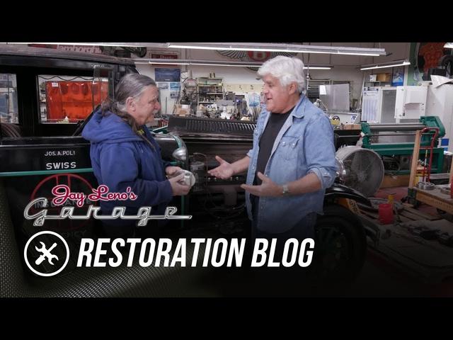 Restoration Blog: March 2019 -Jay Leno's Garage