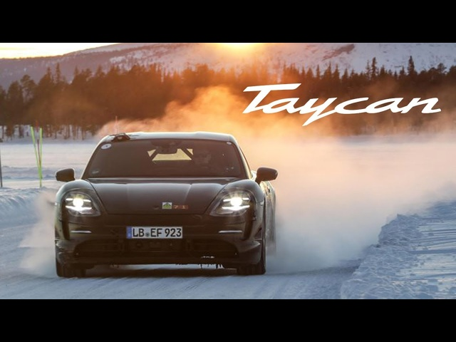 Porsche Taycan: EXCLUSIVE First Passenger Ride, SECRET LOCATION - Carfection