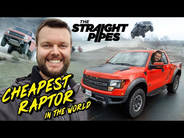 I Bought the Cheapest and Highest Mileage Ford Raptor in the WORLD