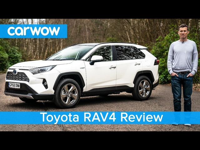 <em>Toyota</em> RAV4 SUV 2019 in-depth review | carwow Reviews