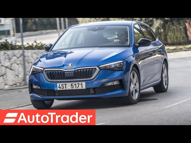 2019 Skoda Scala first drive review