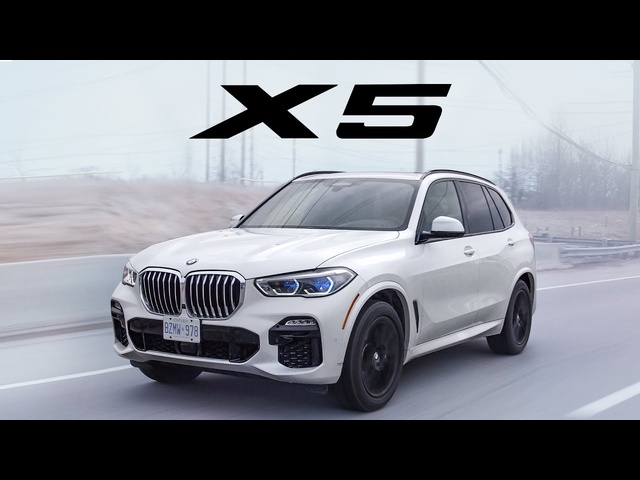 2019 BMW X5 Review - Traffic Jam Dream Machine