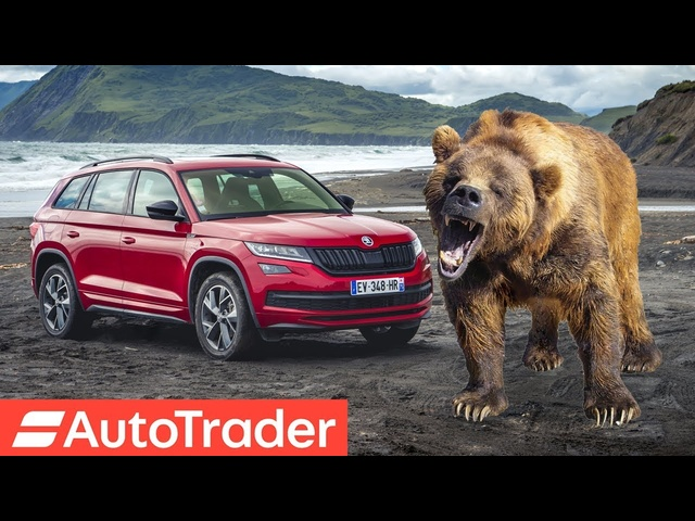 Behind the name: The Skoda Kodiaq on Kodiak Island