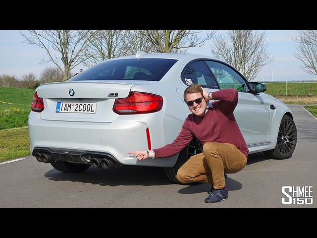 This is the LOUDEST BMW M2 Competition! | TUNING PROJECT
