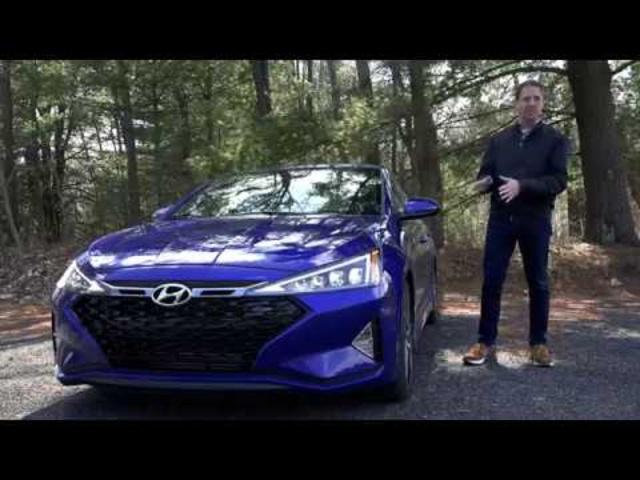 2019 Hyundai Elantra Sport | Style & Hustle | TestDriveNow