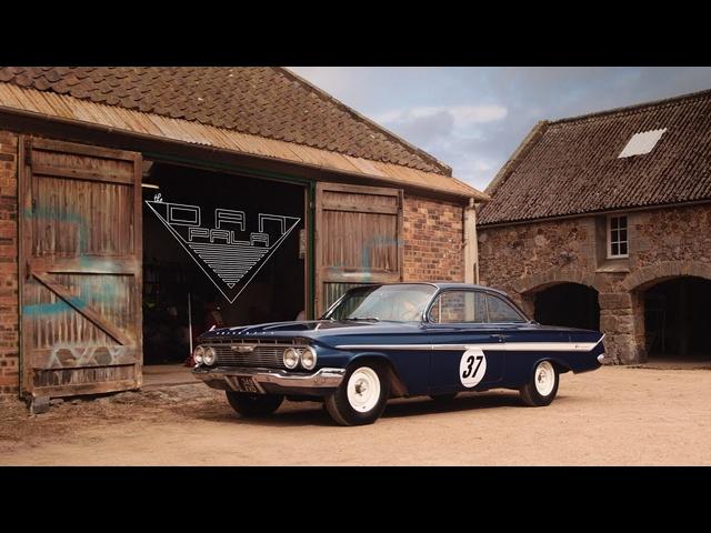 1961 Chevrolet Impala: Dan Gurney's American Export