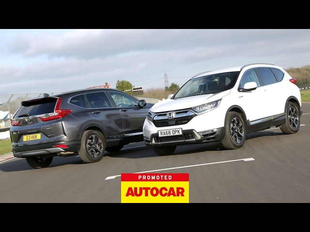 Promoted | <em>Honda</em> CR-V Hybrid: Feel The Difference | Autocar