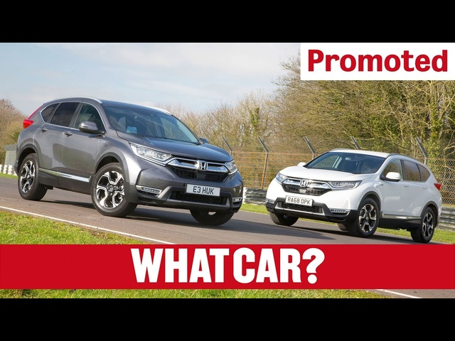 Promoted | Honda CR-V Hybrid: Feel The Difference | What Car?
