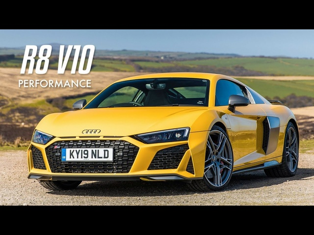 NEW <em>Audi</em> R8 V10 Performance: Road Review | Carfection 4K