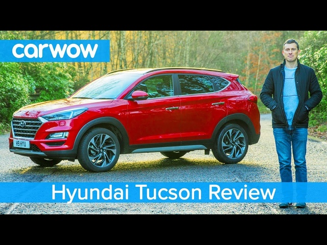 Hyundai Tucson SUV 2020 in-depth review | carwow Reviews