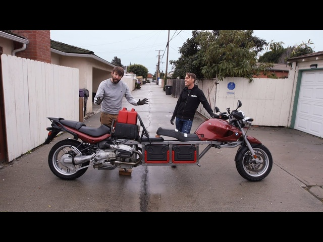 Sport Utility Cycle—Throttle Out Preview Episode 6