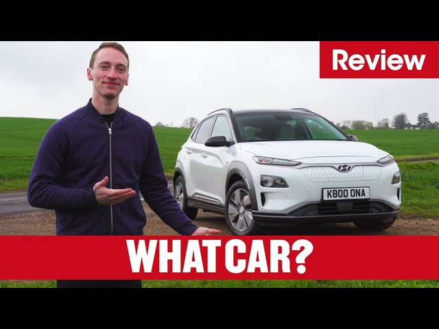 2019 Hyundai Kona Electric SUV review – another game-changing EV? | What Car?