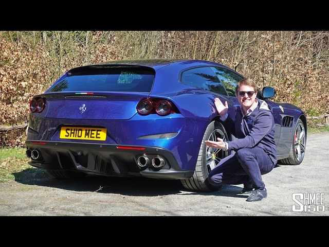 <em>Ferrari</em> GTC4Lusso - Here's EVERYTHING You Need to Know!