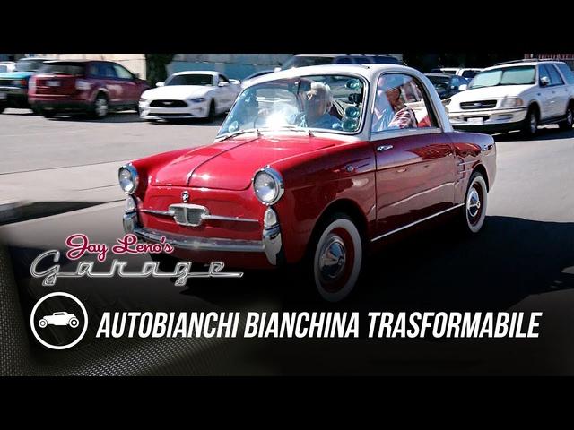 1960 Autobianchi Bianchina Trasformabile -Jay Leno's Garage