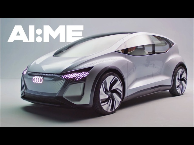 <em>Audi</em> AI:ME Concept: Like It Or Not, This Might Be The Future | Carfection