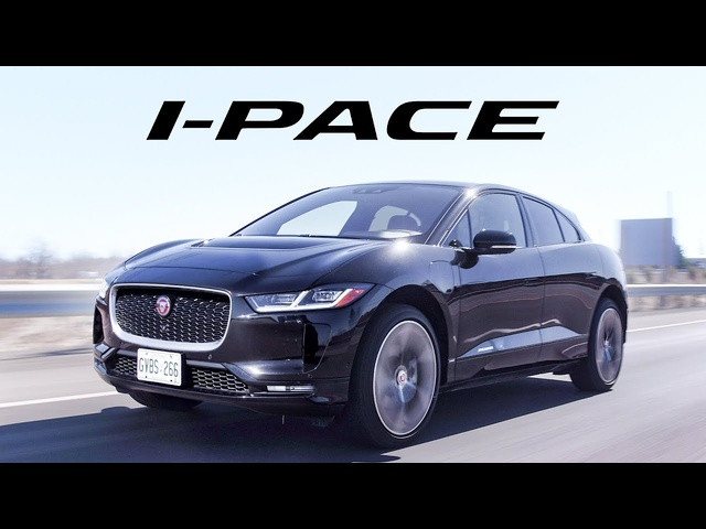 2019 Jaguar I-Pace Review - Not Better Than a <em>Tesla</em>?