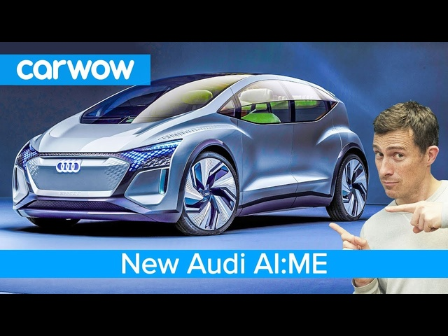 <em>Audi</em> AI:ME - could this car spawn an all-new A2 EV?