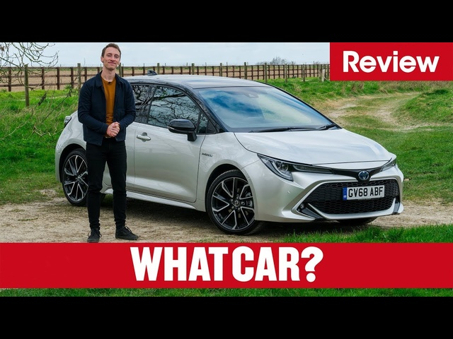 2019 <em>Toyota</em> Corolla review – why it's the best hybrid car you can buy | What Car?