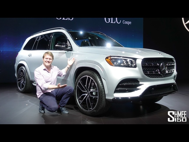 The New 2020 Mercedes GLS is the S Class of SUVs! | FIRST LOOK