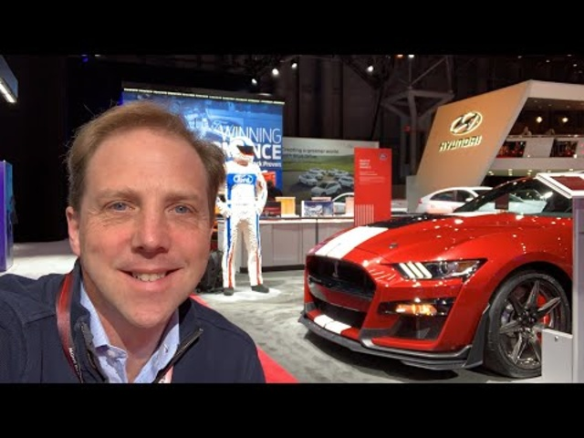 NY Auto Show | I'll Take You to the Car You Want | TestDriveNow