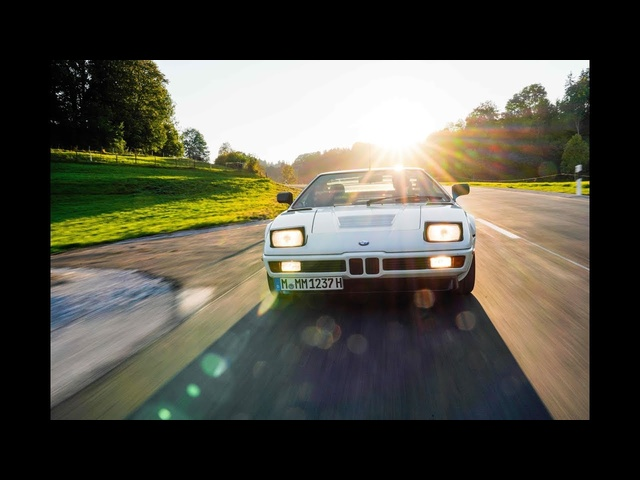 Homologation Specials: BMW M1 Clip