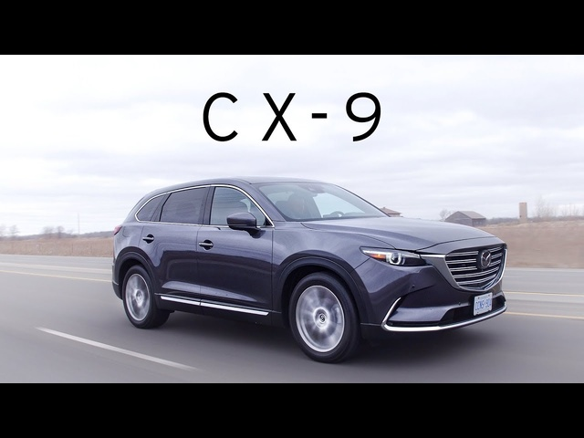 2019 Mazda CX-9 Review - Three Rows of Joy