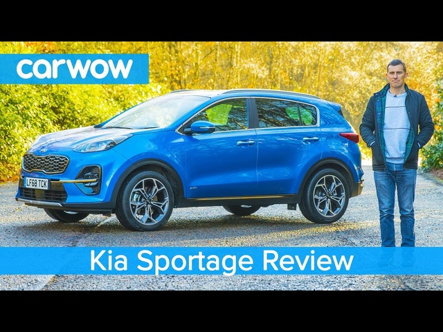 Kia Sportage SUV 2019 in-depth review | carwow Reviews