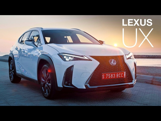 Lexus UX: If You Can't Beat Them... | Carfection 4K